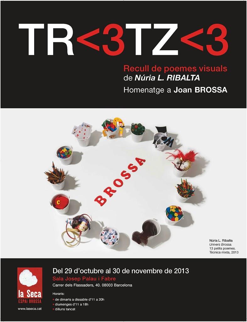 EXPO TRETZE, Núria L. RIBALTA