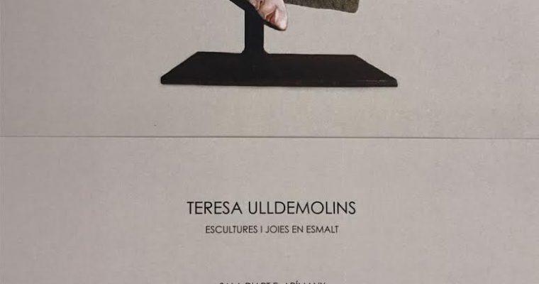 Teresa ULLDEMOLINS a la Sala Arimany