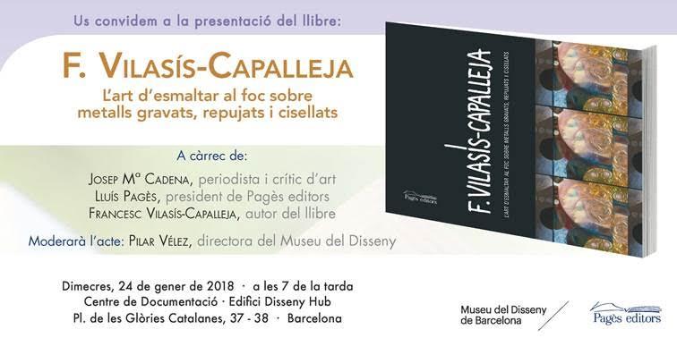 Presentació de la publicació biogràfica de F. Vilasís-Capalleja