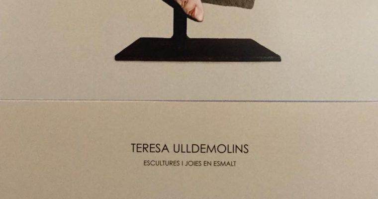 Teresa Ulldemolins – Escultures i joies en esmalt
